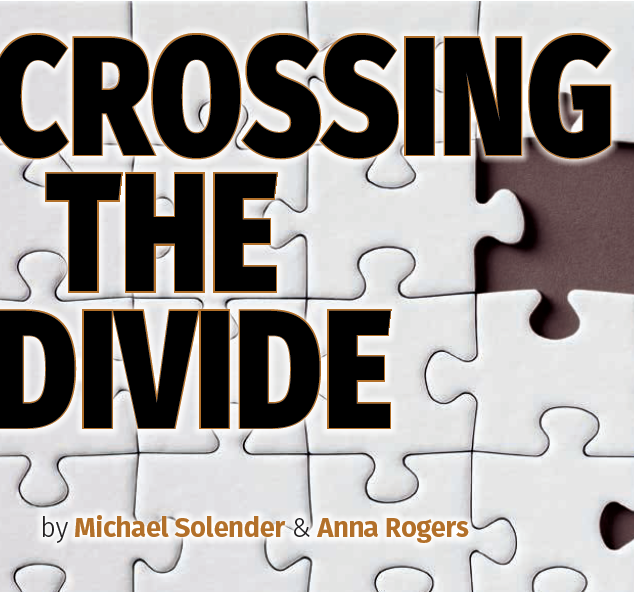 Crossing the Divide for Change Magazine