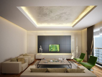 What is a Decorative Ceiling?