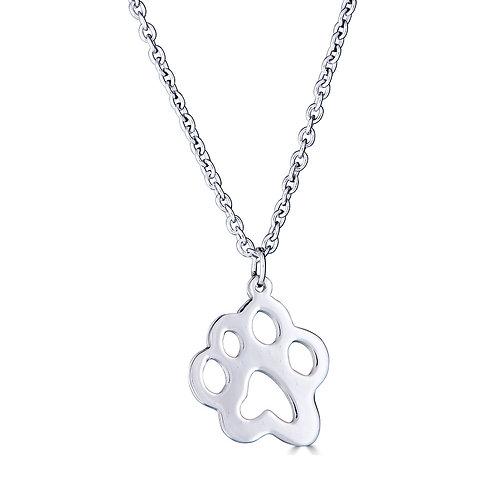 Dog Paw Necklace