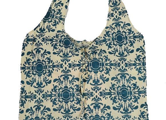Hampi Bag Teal Baroque