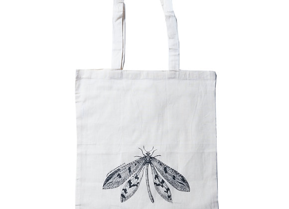 Dragonfly Calico Tote