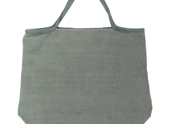 Dove Washed Jute Shopper