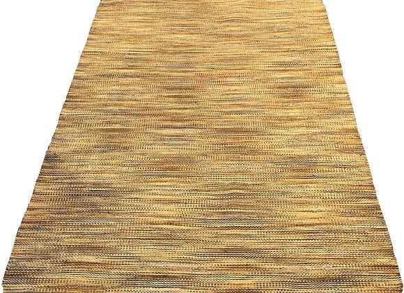 Hemp tie dye mustard  160 x 230