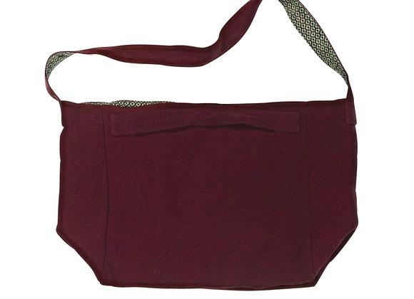 Claret 2 handle bag