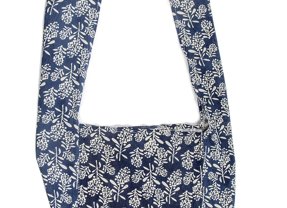 Flora Bag Wattle Indigo