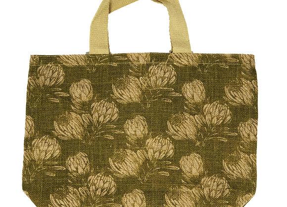 Grocer Bag Field Protea Olive