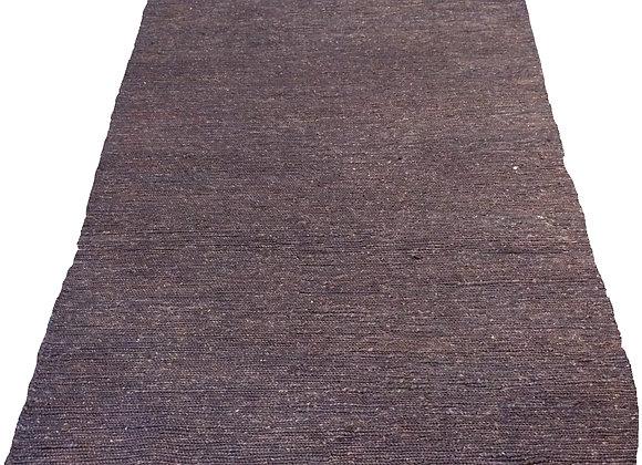 Hemp mat black  160 x 230