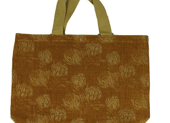 Grocer Bag Field Protea Ochre