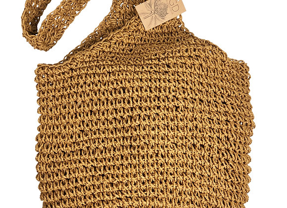 Messenger Bag Natural