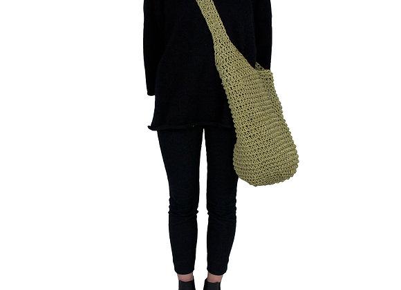 Messenger Bag Straw