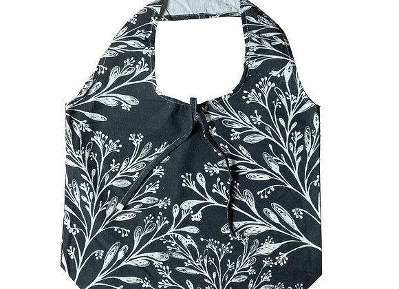 Hampi Bag Olive Branch Charcoal