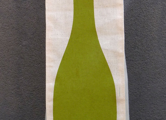 wine bags: white