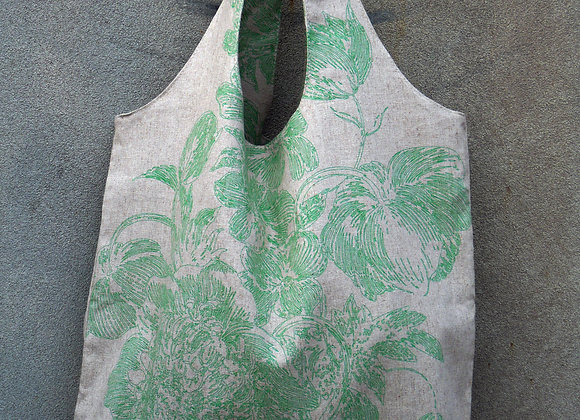 Hemp Shopper Emerald