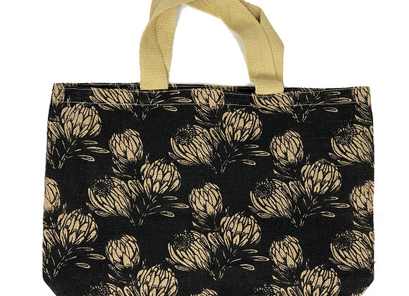 Grocer Bag Field Protea Charcoal