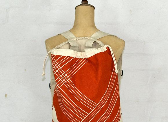 Stripe Terra Backpack