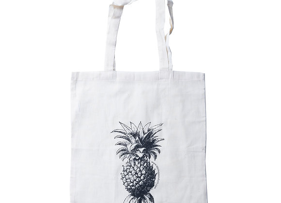 Pineapple Calico Tote