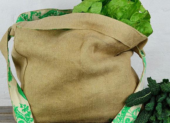 Natural 2 handle bag