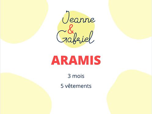ARAMIS - 29€/mois