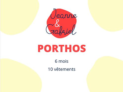 PORTHOS - 49€/mois