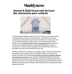 Article Madyness