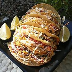 Melanin Ground Beef Tacos
