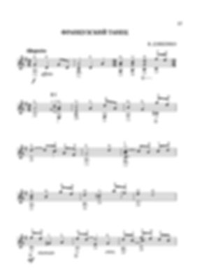 Ноты французского танца Валерия Дзябенко. стр. № 37