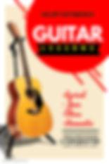 """Обложка сборника блюза-джазовой сюиты для классической гитары """" Карибские пейзажи """"."""