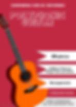Обложка полифонического сборника пьес для классической г итары - уменьшенного размера для украшения страницы