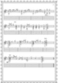 Легкие пьесы и этюды.Альбом гитариста.Английский танец. стр 11.