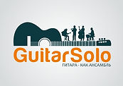 The logo of the Guitarsolo music site - and a link to the opportunity to buy this polyphonic collection.