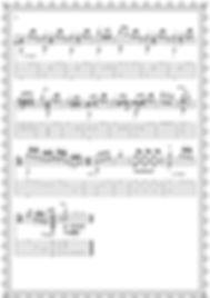 Легкие пьесы и этюды.Альбом гитариста.Маленькое скерцо. стр 6.