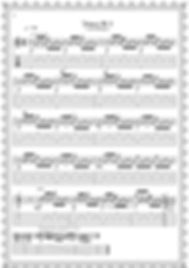 Легкие пьесы и этюды.Альбом гитариста.Этюд № 1. ми минор. стр.4.