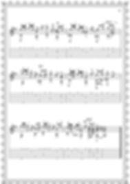 """Легкие пьесы и этюды.Альбом гитариста."""" Ариетта """". стр 19."""