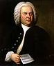 Портрет композитора Иоганна Себастьяна Баха