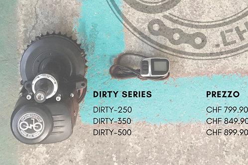 OPEN BIKSTER - Dirty 250/350/500