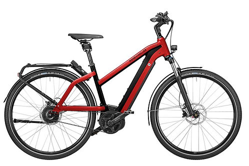 RIESE;M�LLER - Charger Mixte