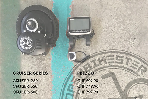 OPENBIKESTER - Cruiser 250/350/500