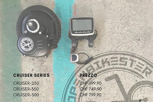 OPEN BIKSTER - Cruiser 250/350/500