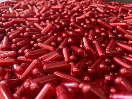METALLIC / PEARL RED Capsule
