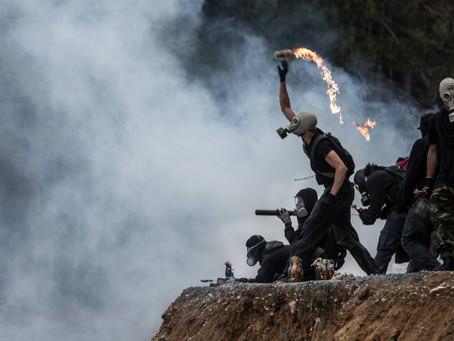 """Carta abierta: Violencia """"Antifa"""""""