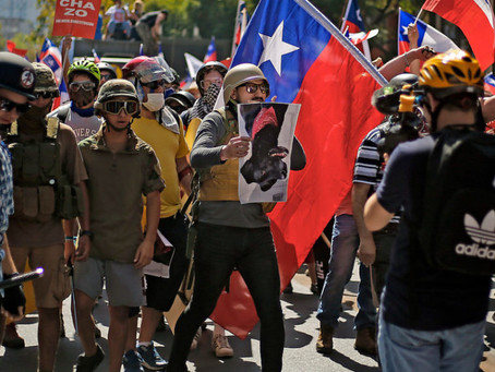 """""""Vanguardia"""" y """"primera línea"""": aproximaciones teóricas sobre la violencia"""