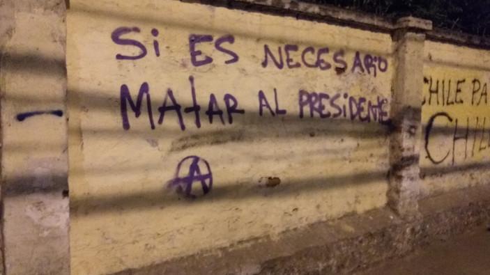 El conflicto chileno es político, no económico