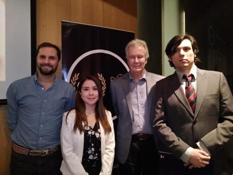 Evento CEL: Rolf Lüders y Diputado Jaime Bellolio conversan sobre el legado de los Chicago Boys