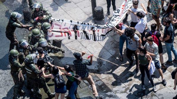 La izquierda de la calle: violentos, insurrectos y revolucionarios