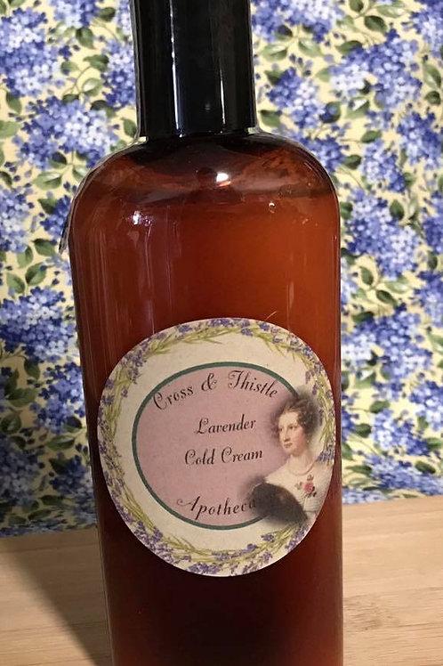 Lavender calming ritual body lotion