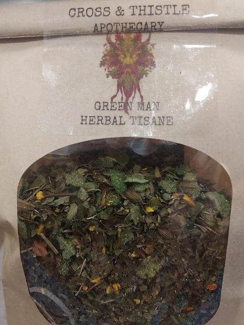 Green Man Herbal Tea