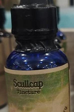 Scullcap Tincture 1oz