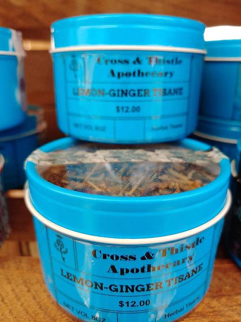 Lemon-Ginger Tisane 80z