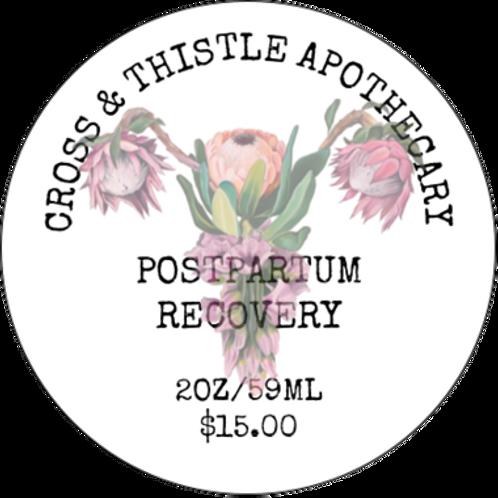 Post Partum Recovery- Perineum salve