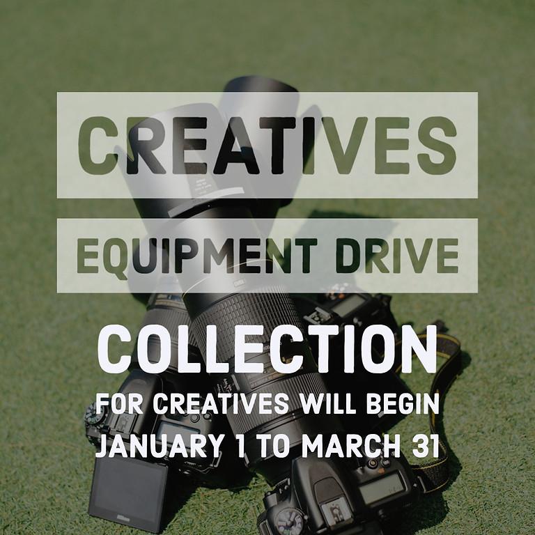 Equipment Drive